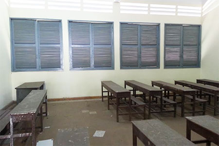 classroom today
